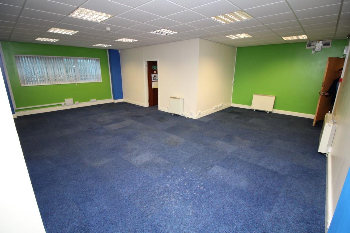 Main Office Area
