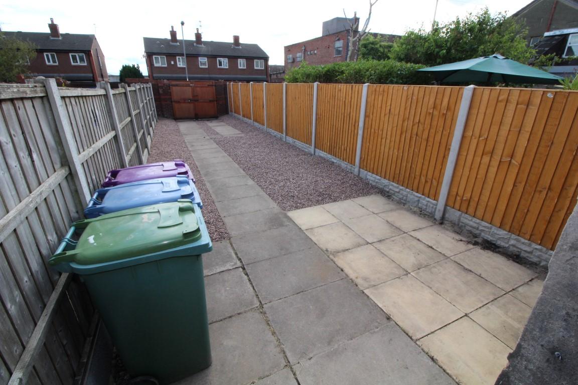 Back Garden/Yard