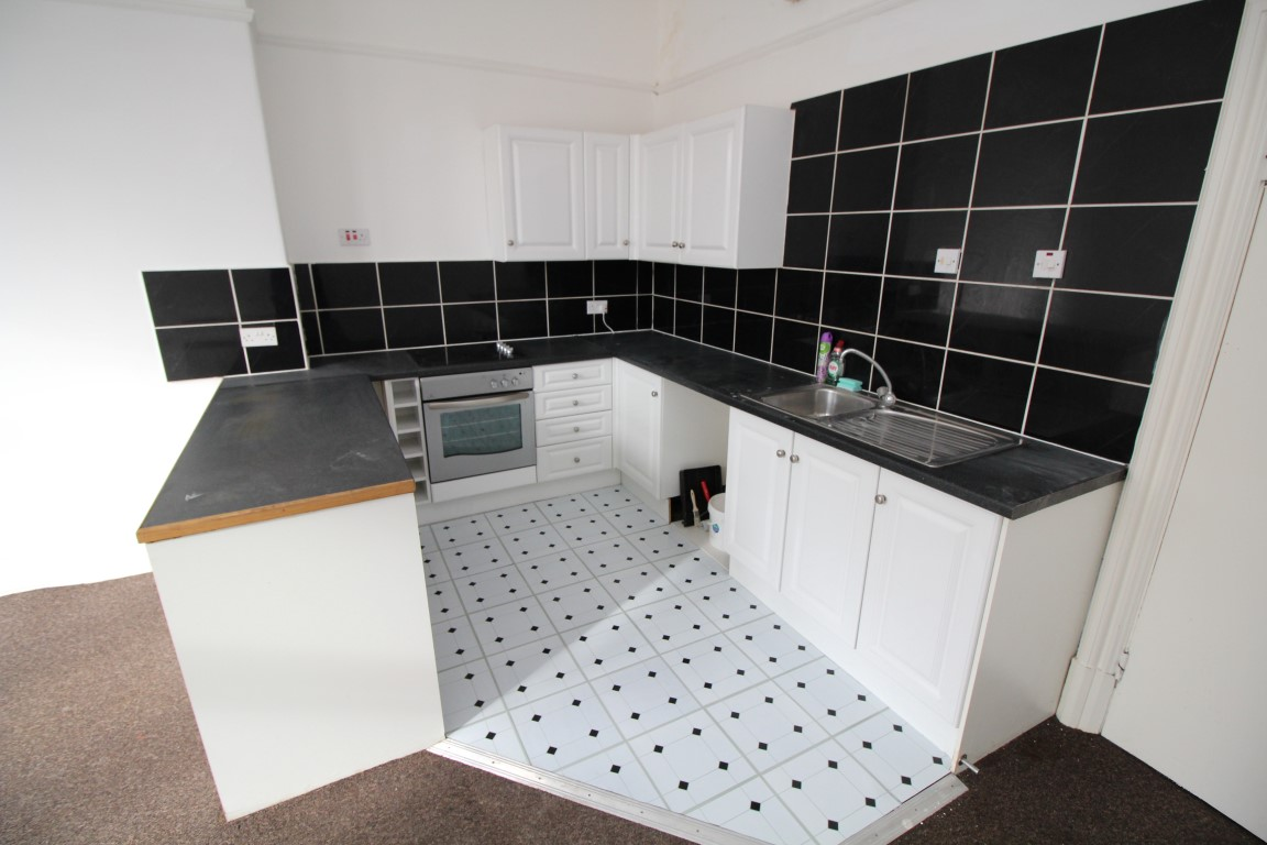 Example Kitchen/Living