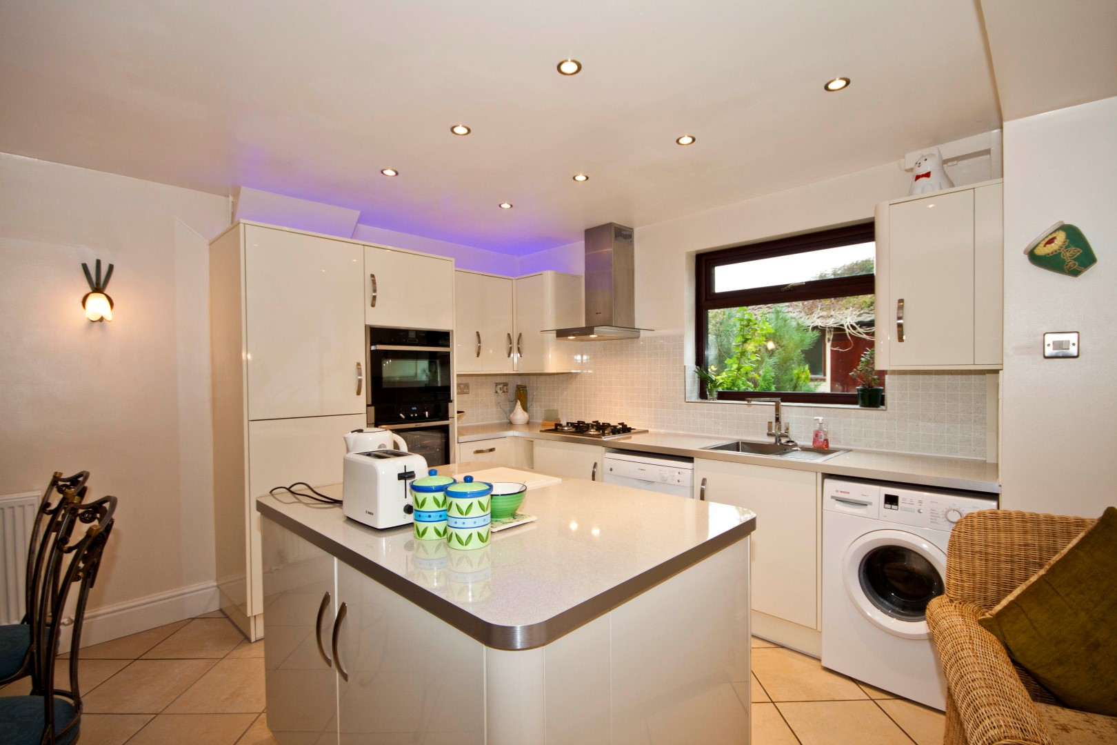 Open Plan Kitchen Diner/Living
