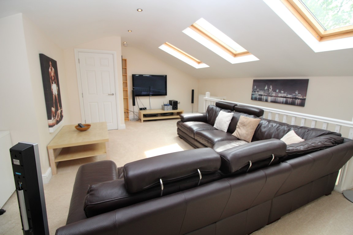 Mezzanine Living Room